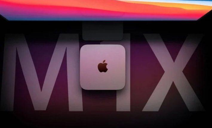New Mac mini