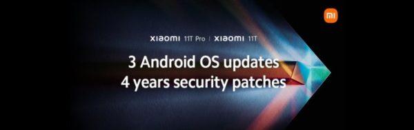 Xiaomi 11T / Xiaomi 11T Pro